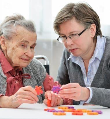 Senior Care Puzzle