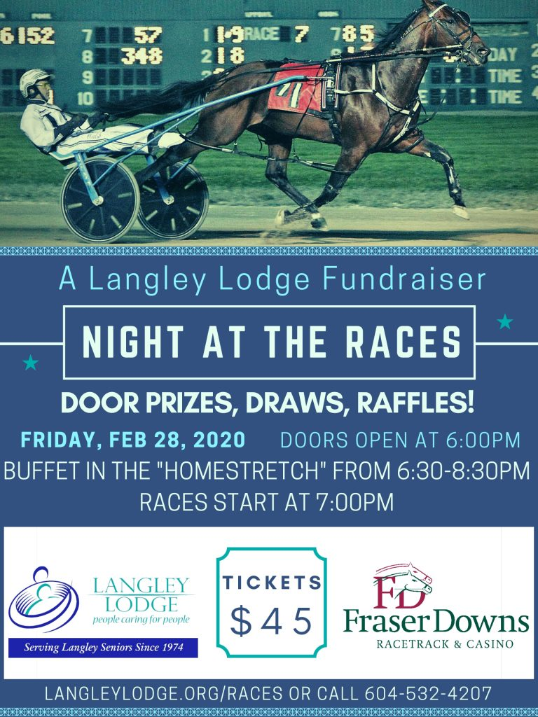 Night at the Races Surrey Fundraiser